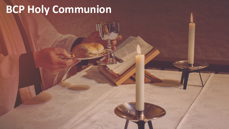 BCP Holy Communion