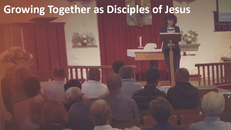 Growing Together as Disciples of Jesus